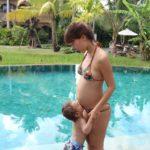 妊婦の水着選びって何か違いがあるの!?